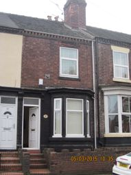 Thumbnail 2 bedroom terraced house to rent in Grove Road, Fenton, Stoke On Trent