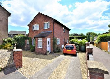 Thumbnail 4 bed detached house for sale in Guenever Close, Thornhill, Cardiff.