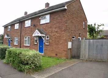 Thumbnail 3 bed semi-detached house for sale in Belle Isle Crescent, Brampton, Huntingdon