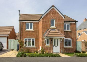Thumbnail 4 bed detached house for sale in Kingfisher Close, Trowbridge