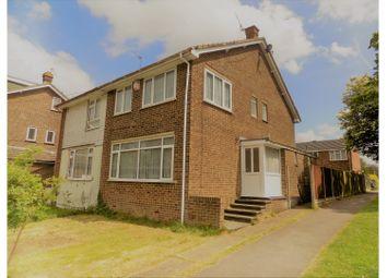 Thumbnail 3 bed semi-detached house for sale in Mierscourt Road, Rainham