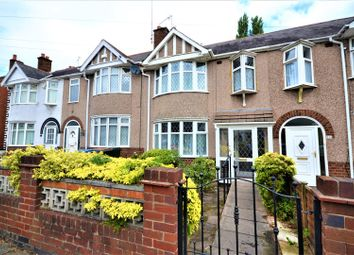 Thumbnail 3 bed terraced house for sale in Wyver Crescent, Copsewood, Coventry