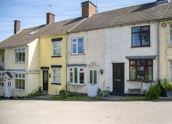 Thumbnail 2 bed terraced house for sale in Spring Lane, Swannington, Coalville