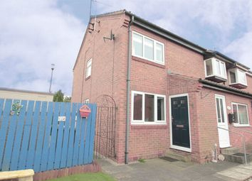 Thumbnail 1 bed flat to rent in 27 Church View, Ollerton, Nottinghamshire