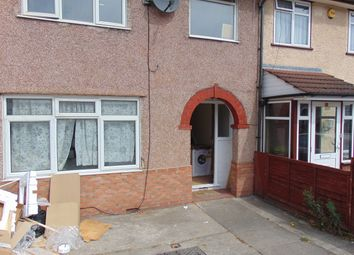 Thumbnail 3 bed terraced house to rent in Review Road, Neasden