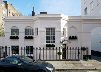 Thumbnail 4 bedroom town house for sale in South Eaton Place, Belgravia