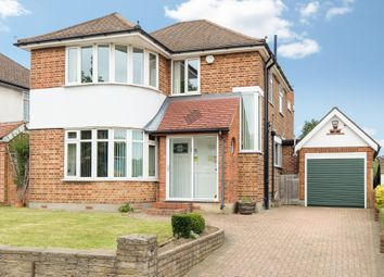 Thumbnail 4 bedroom detached house for sale in Crofton Lane, Petts Wood, Orpington