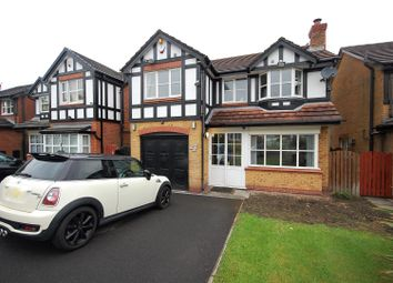 Thumbnail 4 bed detached house for sale in Knightswood, Bolton