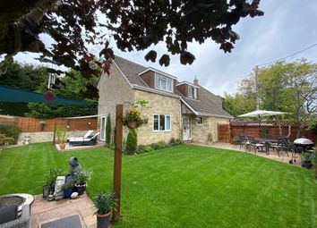 Thumbnail 3 bedroom detached house for sale in Church Track, Bourton, Gillingham