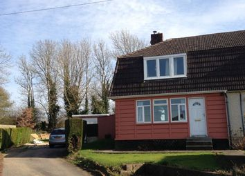 Thumbnail 3 bed semi-detached house for sale in St Davids Drive, Millway Rise, Axminster