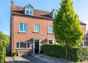 Thumbnail 3 bed end terrace house for sale in Sterling Chase, Knaresborough, North Yorkshire