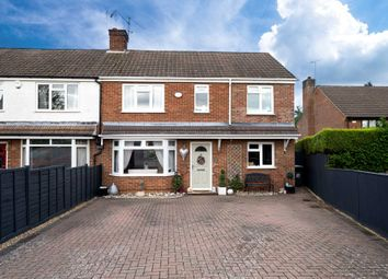 Thumbnail 4 bed semi-detached house for sale in Hilltop Road, Caversham Heights, Reading