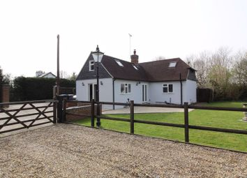 Thumbnail 3 bed detached bungalow for sale in Stroude Road, Egham