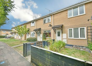 Thumbnail 2 bed end terrace house for sale in Clare Walk, Toothill, Swindon