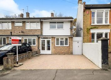 Thumbnail 3 bed end terrace house for sale in Peel Road, London
