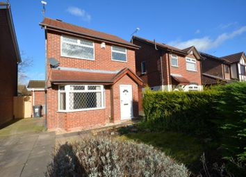 Thumbnail 3 bed detached house to rent in Merlin Way, Crewe