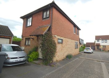 Thumbnail 3 bedroom detached house for sale in Clarence Close, Chelmer Village, Chelmsford
