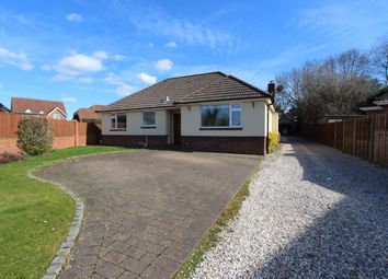 Thumbnail 3 bedroom detached bungalow for sale in Beverley Gardens, Bursledon, Southampton