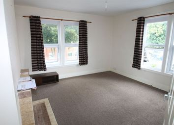 Thumbnail 3 bed flat to rent in Luther Street, Leicester