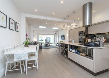 Thumbnail 4 bedroom terraced house for sale in Brookwood Road, Southfields, London