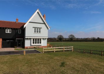 Thumbnail 4 bed property for sale in Saunders Field, Dedham, Colchester, Essex