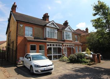 Thumbnail 4 bed semi-detached house for sale in Queen Annes Grove, Enfield
