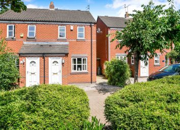 Thumbnail 2 bed semi-detached house for sale in Bryony Road, Hamilton, Leicester