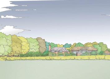 Thumbnail 4 bedroom detached house for sale in Pixie Wood Farm, Rowplatt Lane, Felbridge