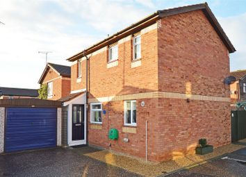 Thumbnail 3 bed detached house for sale in Home Pasture, Werrington, Peterborough