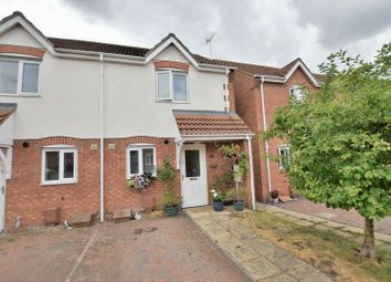 Thumbnail 2 bed end terrace house for sale in Lindum Mews, North Hykeham, Lincoln