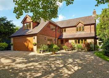 Thumbnail 5 bed detached house for sale in Off Beacon Road, Crowborough, East Sussex