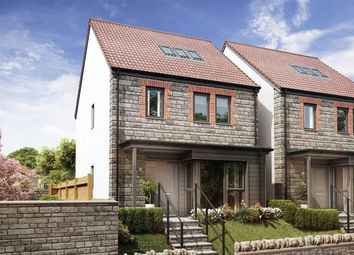 Thumbnail 4 bed detached house for sale in Sixpenny Wood, Drovers Way, Chipping Sodbury, South Gloucestershire