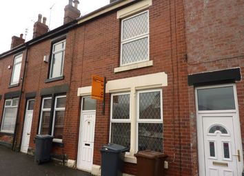 Thumbnail 2 bedroom terraced house to rent in Market Street, Hyde