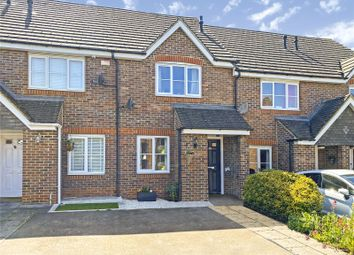 Thumbnail 2 bed terraced house for sale in Woodcock Court, Three Mile Cross, Reading, Berkshire