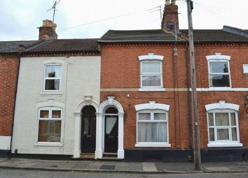 Thumbnail 4 bedroom terraced house for sale in Hood Street, The Mounts, Northampton
