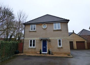 Thumbnail 3 bed detached house to rent in Willow Way, Crewkerne, Somerset
