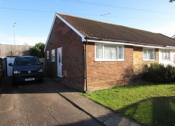 Thumbnail 2 bed semi-detached bungalow to rent in Eldon Road, Luton