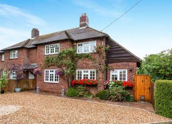 Thumbnail 4 bed semi-detached house for sale in Dummer, Basingstoke, Hampshire