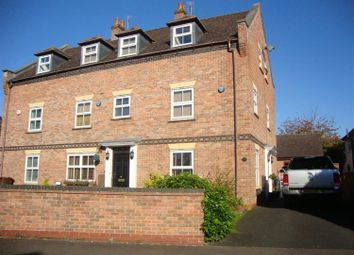 Thumbnail 4 bed town house to rent in Tythe Barn Lane, Solihull