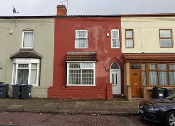 Thumbnail 4 bedroom terraced house for sale in Wyndcliff Road, Bordesley Green, Birmingham