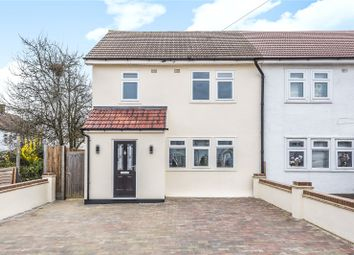 Thumbnail 3 bed semi-detached house for sale in Ashford Green, Watford, Hertfordshire