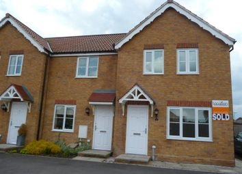 Thumbnail 3 bed semi-detached house to rent in Clay Cross Drive, Clipstone Village, Mansfield