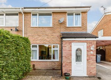 Thumbnail 3 bed semi-detached house for sale in Langdale Close, Macclesfield