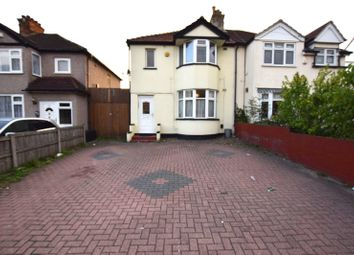 Thumbnail 3 bed semi-detached house for sale in Straight Road, Heaton Grange