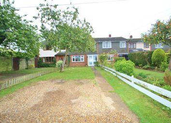 Thumbnail 3 bedroom terraced house for sale in Little Horwood Road, Great Horwood, Milton Keynes