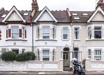 Thumbnail 4 bedroom terraced house for sale in Wingrave Road, Fulham, London