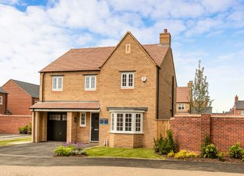 Thumbnail 4 bedroom detached house for sale in Lansdown Close, Banbury