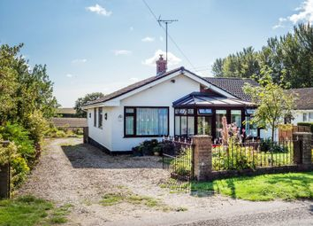 Thumbnail 3 bed detached bungalow for sale in Southrepps Road, Antingham, North Walsham