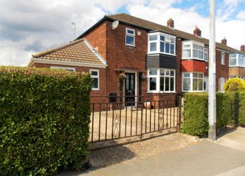 Thumbnail 4 bed end terrace house for sale in Humberstone Road, Grimsby