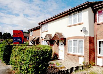 Thumbnail 2 bedroom terraced house to rent in Walker Gardens, Hedge End, Southampton